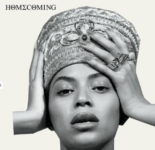 ALBUM: Beyoncé – Homecoming: The Live Album